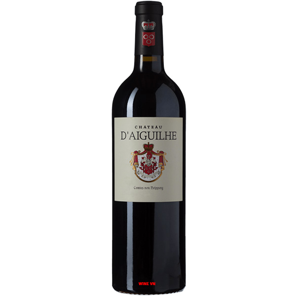 Rượu Vang Pháp Chateau D'Aiguilhe