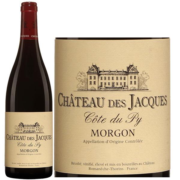 Rượu Vang Pháp Chateau Des Jacques Cote du Py Morgon