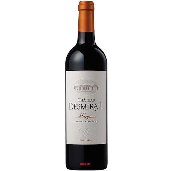 Rượu Vang Pháp Chateau Desmirail Margaux