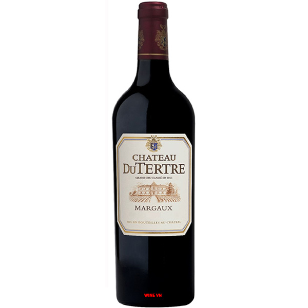 Rượu Vang Pháp Chateau Du Tertre Margaux