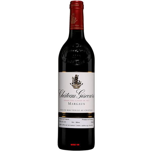 Rượu Vang Pháp Chateau Giscours