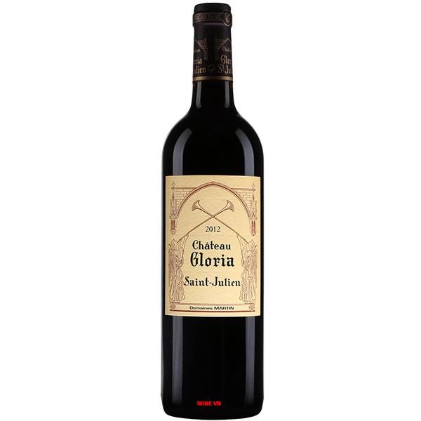 Rượu Vang Pháp Chateau Gloria