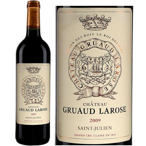 Rượu Vang Pháp Chateau Gruaud Larose