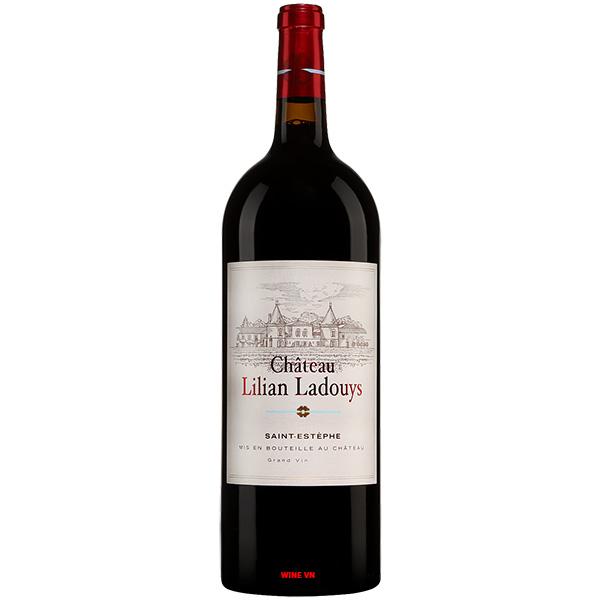 Rượu Vang Pháp Chateau Lilian Ladouys