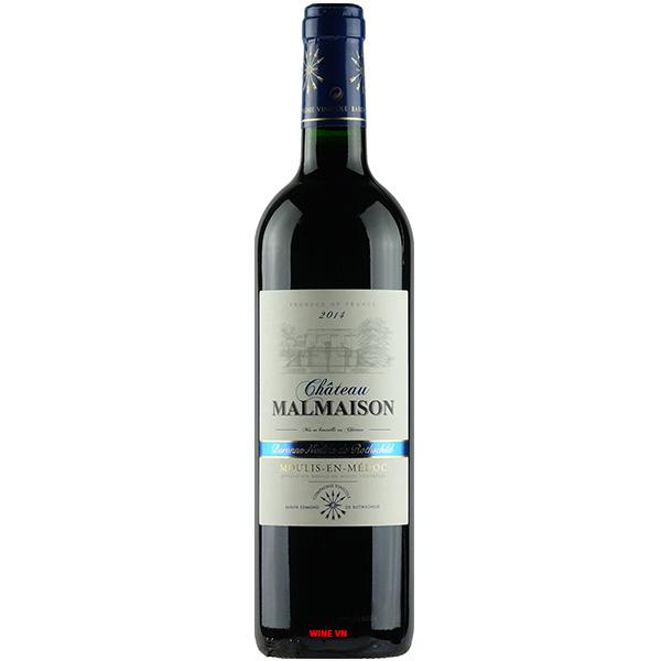 Rượu Vang Pháp Chateau Malmaison Moulis en Medoc