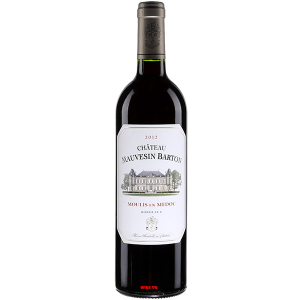 Rượu Vang Pháp Chateau Mauvesin Barton