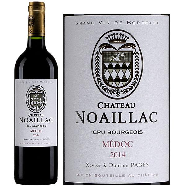Rượu Vang Pháp Chateau Noaillac
