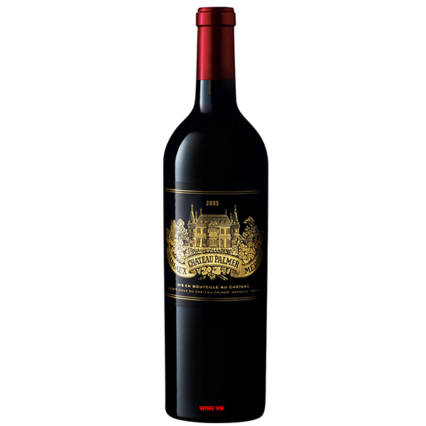 Rượu Vang Pháp Chateau Palmer