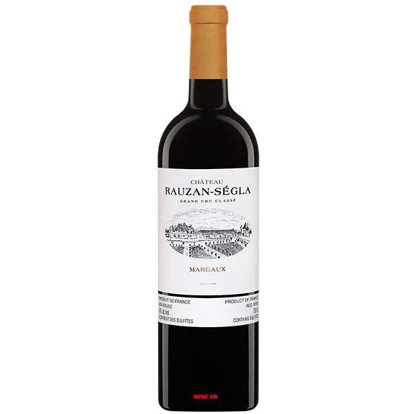 Rượu Vang Pháp Chateau Rauzan Segla