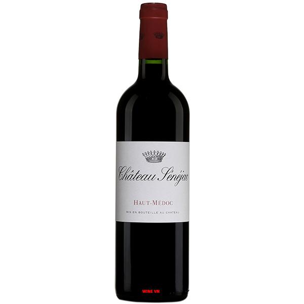 Rượu Vang Pháp Chateau Senejac