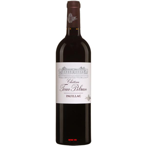 Rượu Vang Pháp Chateau Tour Pibran Pauillac