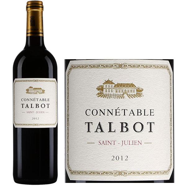 Rượu Vang Pháp Connetable Talbot