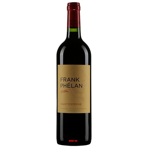 Rượu Vang Pháp Frank Phelan Segur