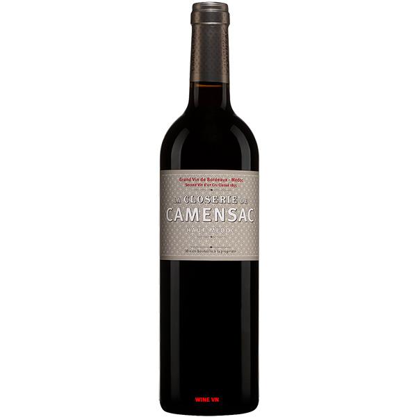Rượu Vang Pháp La Closerie De Camensac