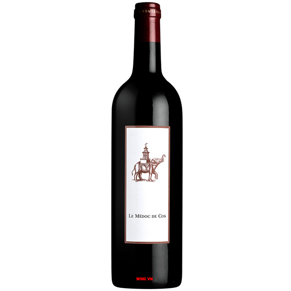 Rượu Vang Pháp Le Medoc De Cos