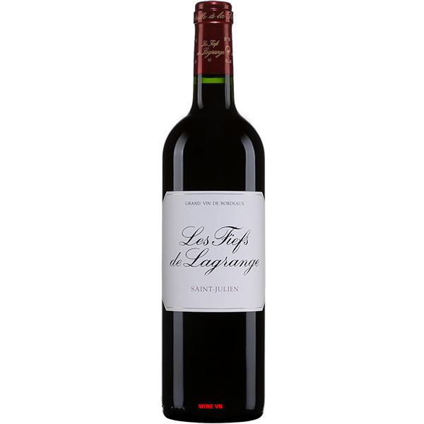 Rượu Vang Pháp Les Fief De Lagrange