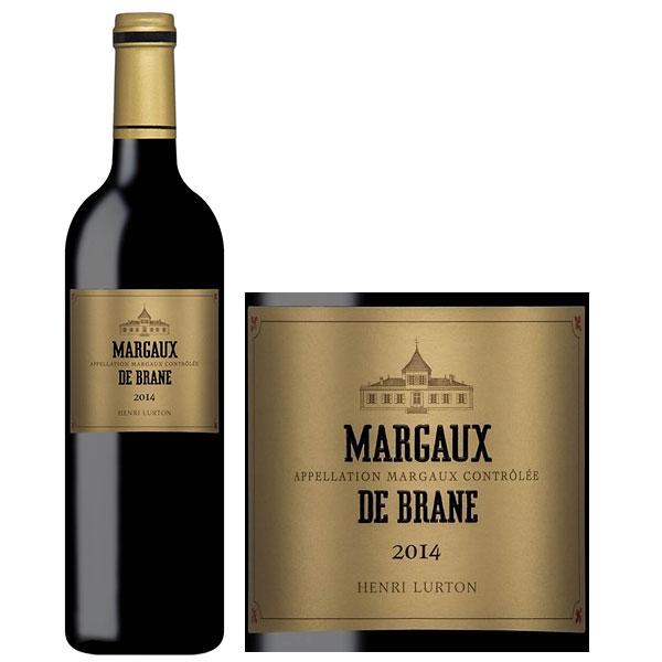 Rượu Vang Pháp Margaux De Brane