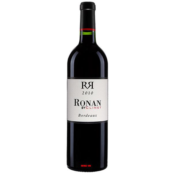 Rượu Vang Pháp Ronan By Clinet Bordeaux