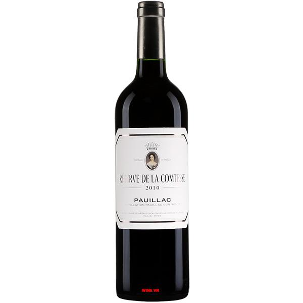 Rượu Vang Reserve De La Comtesse Pauillac
