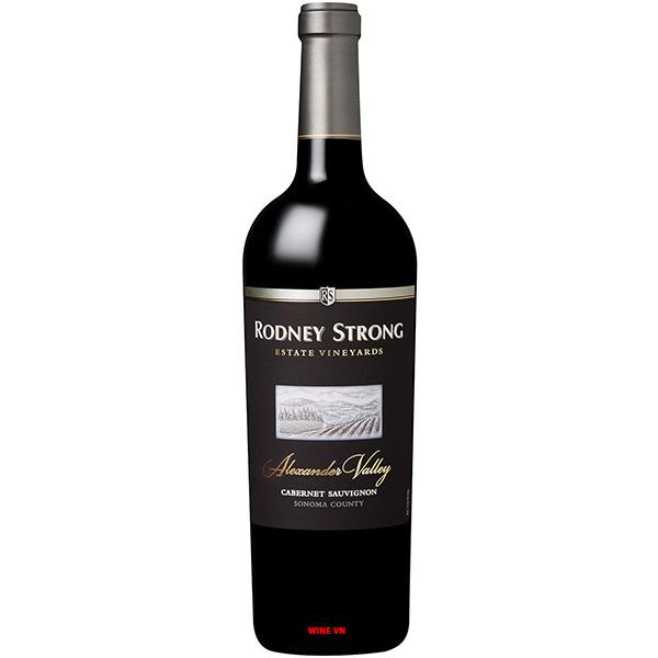 Rượu Vang Rodney Strong Alexander Valley Cabernet Sauvignon