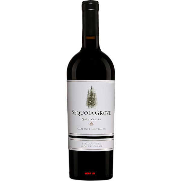 Rượu Vang Sequoia Grove Cabernet Sauvignon