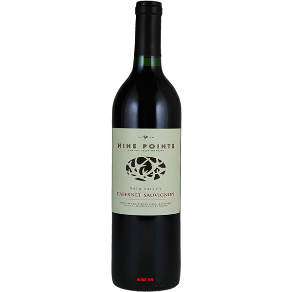 Rượu Vang Stag's Leap Nine Points Cabernet Sauvignon