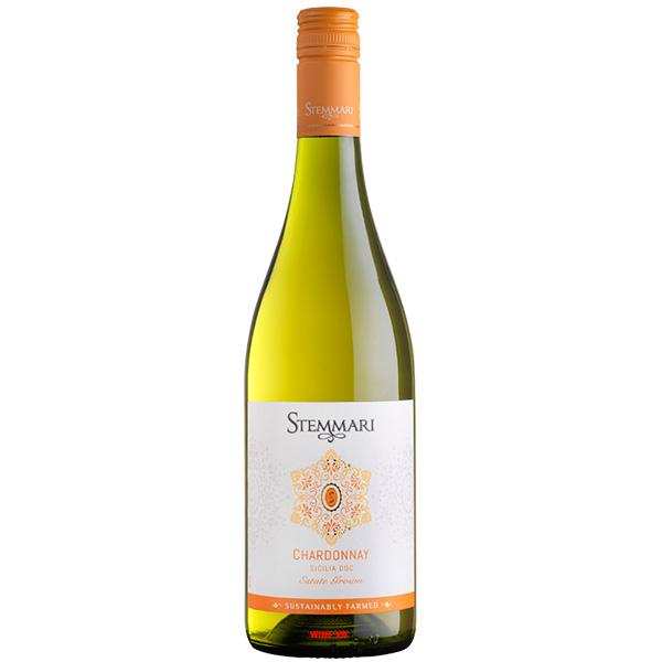 Rượu Vang Stemmari Chardonnay