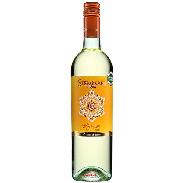 Rượu Vang Stemmari Moscato