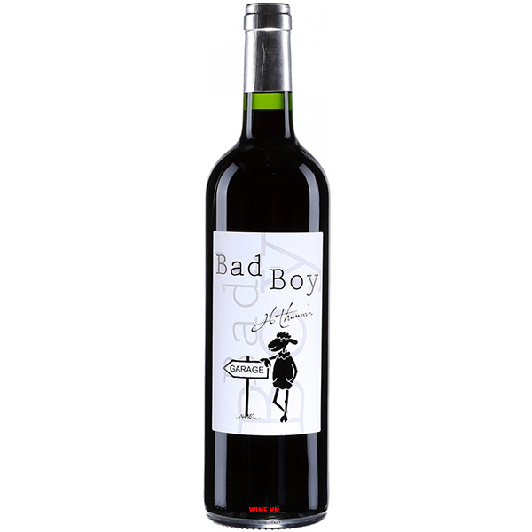 Rượu Vang Thunevin Bad Boy Bordeaux