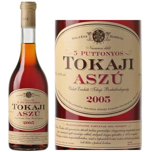 Rượu Vang Tokaji Aszu 5 Puttonyos