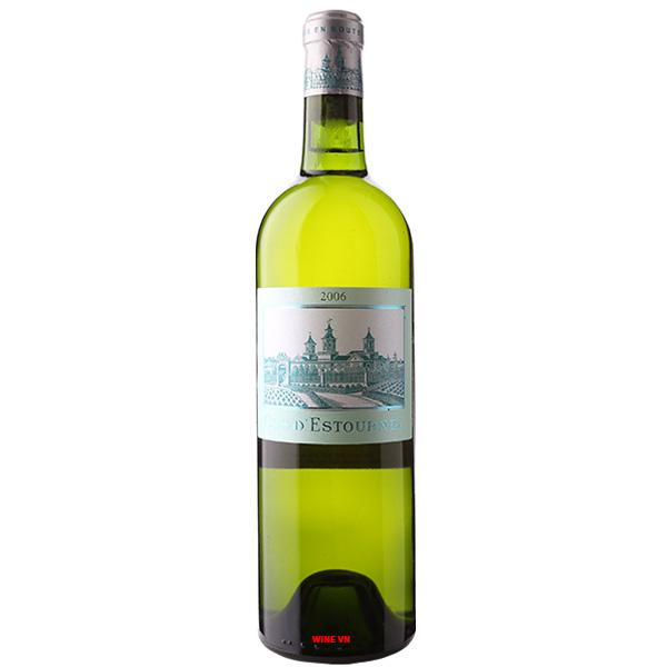 Rượu Vang Trắng Chateau Cos D'Estournel