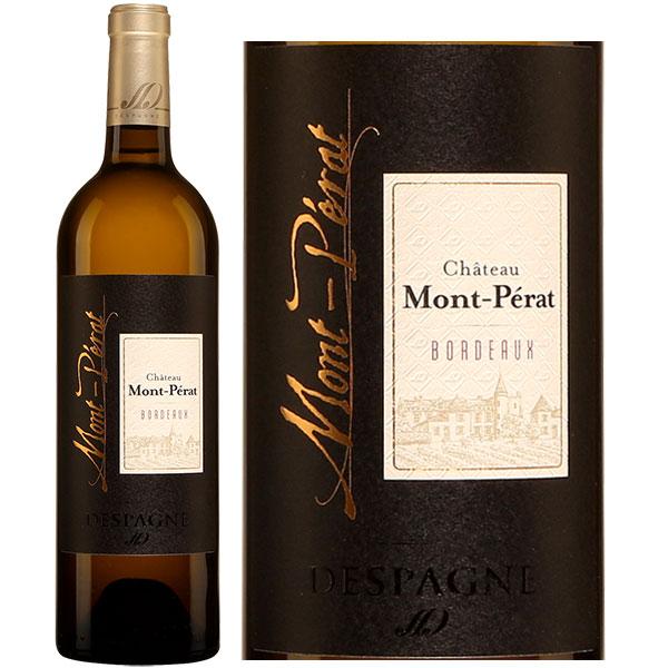 Rượu Vang Trắng Chateau Mont Perat Bordeaux