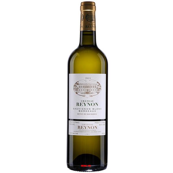 Rượu Vang Trắng Chateau Reynon Sauvignon Blanc