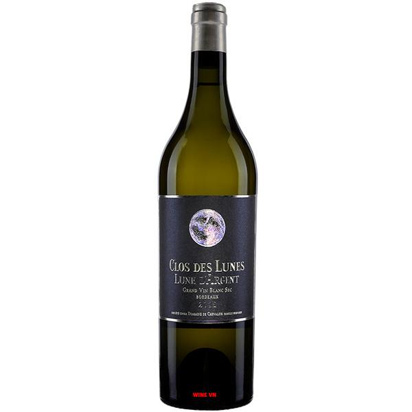 Rượu Vang Trắng Clos Des Lunes Lune D'Argent
