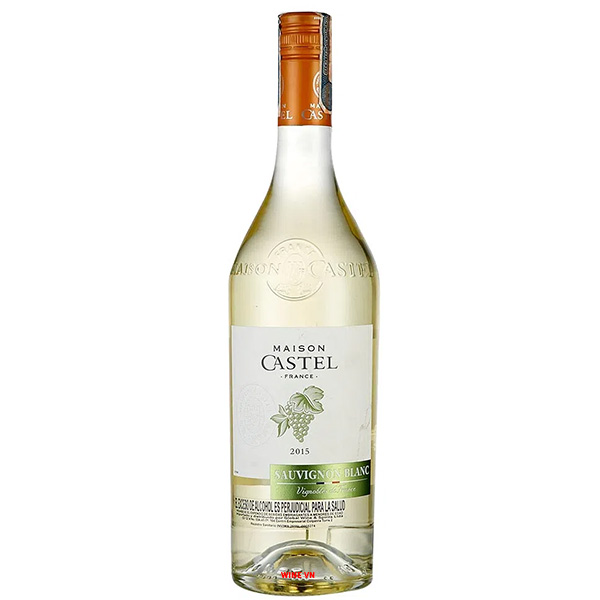 Rượu Vang Trắng Maison Castel Sauvignon Blanc