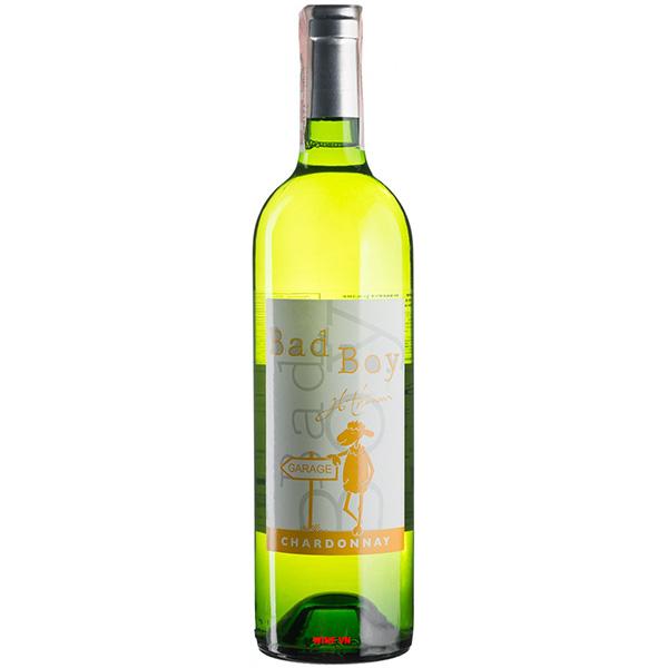Rượu Vang Trắng Thunevin Bad Boy Chardonnay