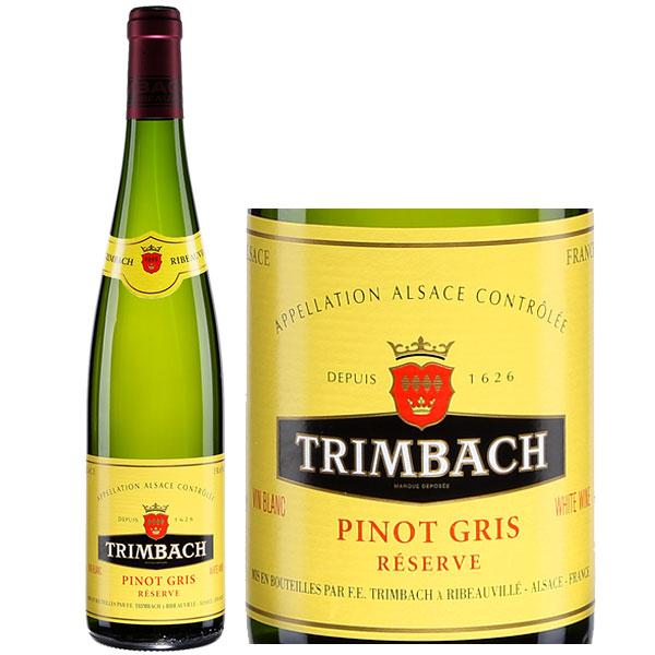 Rượu Vang Trắng Trimbach Reserve Pinot Gris