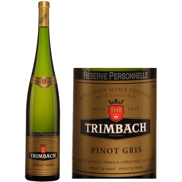 Rượu Vang Trimbach Pinot Gris Reserve Personnelle
