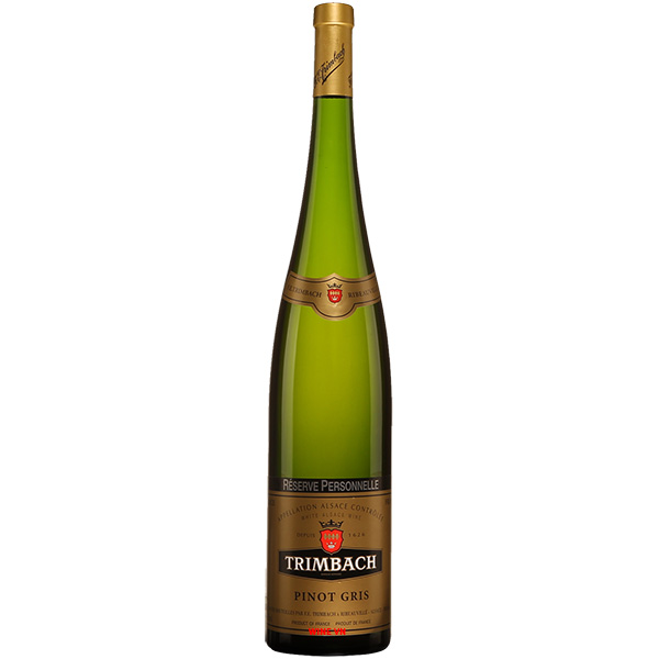 Rượu Vang Trimbach Pinot Gris Reserve Personnelle