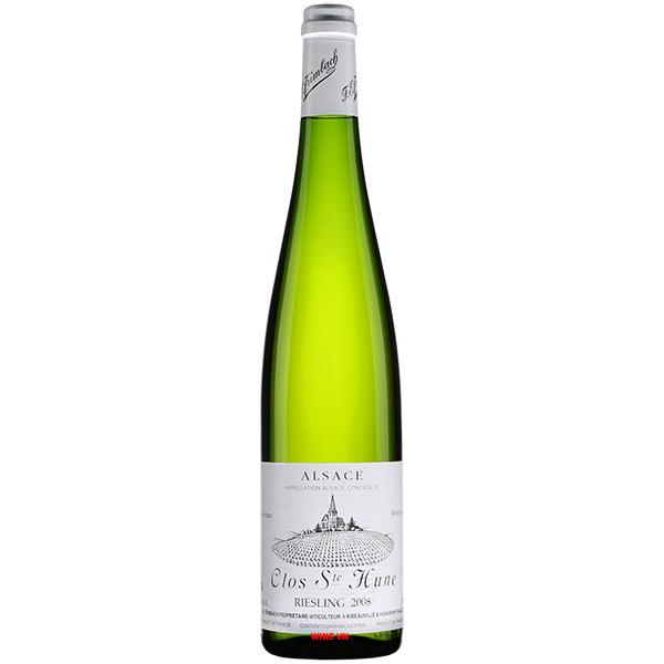 Rượu Vang Trimbach Riesling Clos Sainte Hune