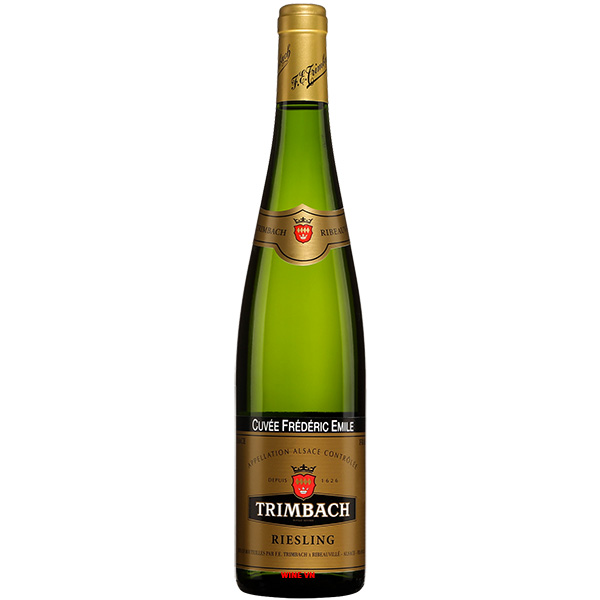 Rượu Vang Trimbach Riesling Cuvee Fredric Emile