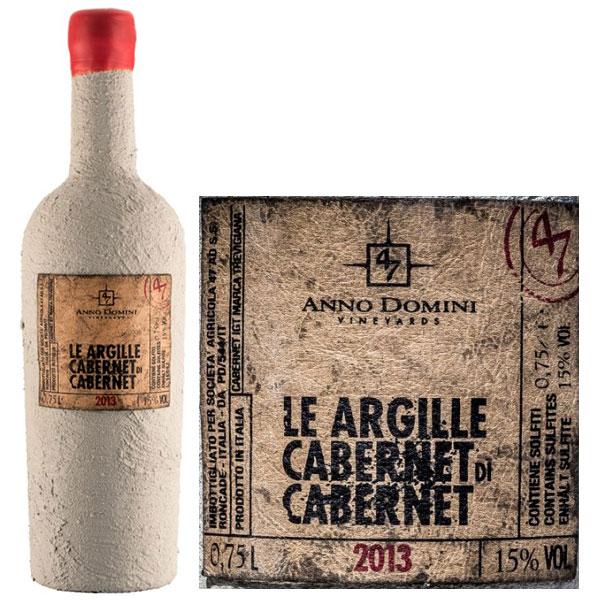 Rượu Vang Xi Măng Le Argille Cabernet Di Cabernet