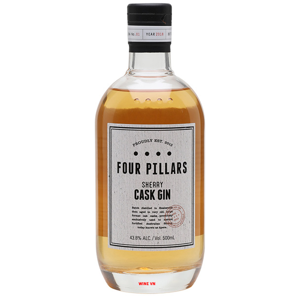 Rượu Four Pillars Sherry Cask Gin