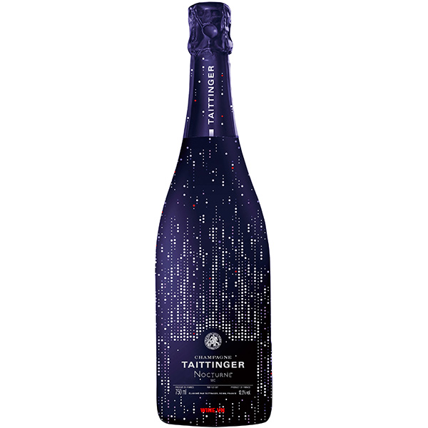 Rượu Champagne Taittinger Nocturne City Lights