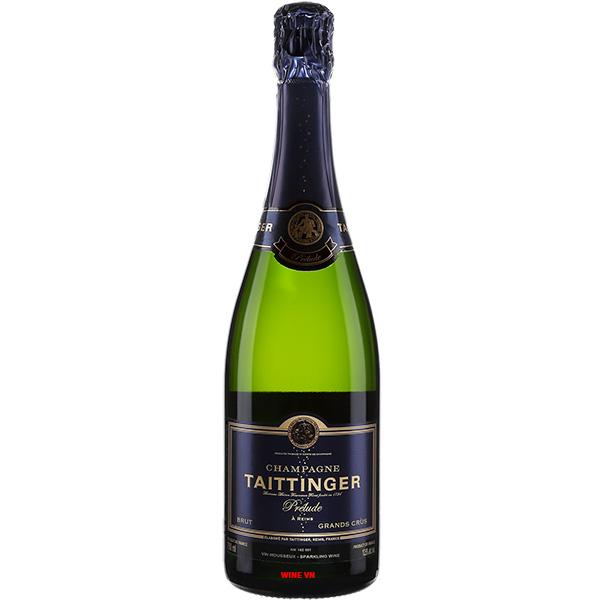 Rượu Champagne Taittinger Prelude Grands Crus Brut