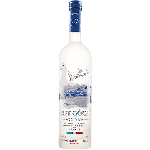 Rượu Grey Goose Vodka
