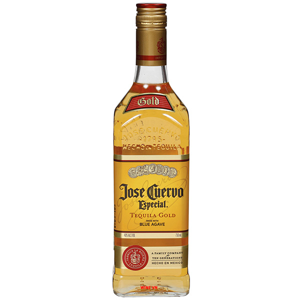 Rượu Jose Cuervo Especial Tequila Gold