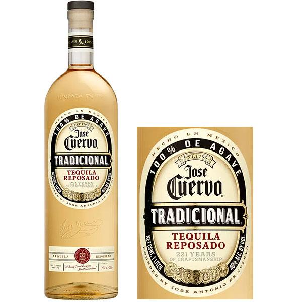 Rượu Jose Cuervo Tradicional Reposado