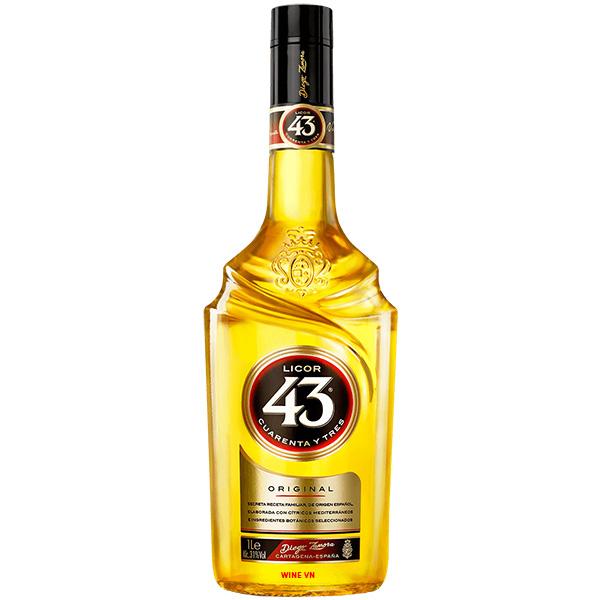Rượu Licor 43 Cuarenta Y Tres