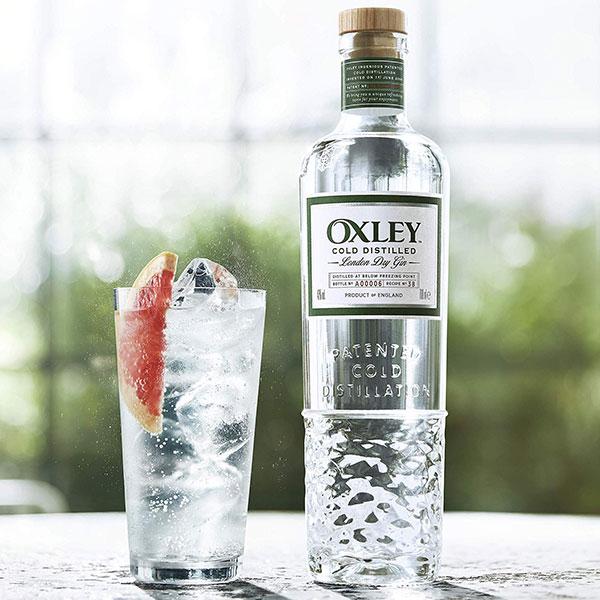 Rượu Oxley London Dry Gin